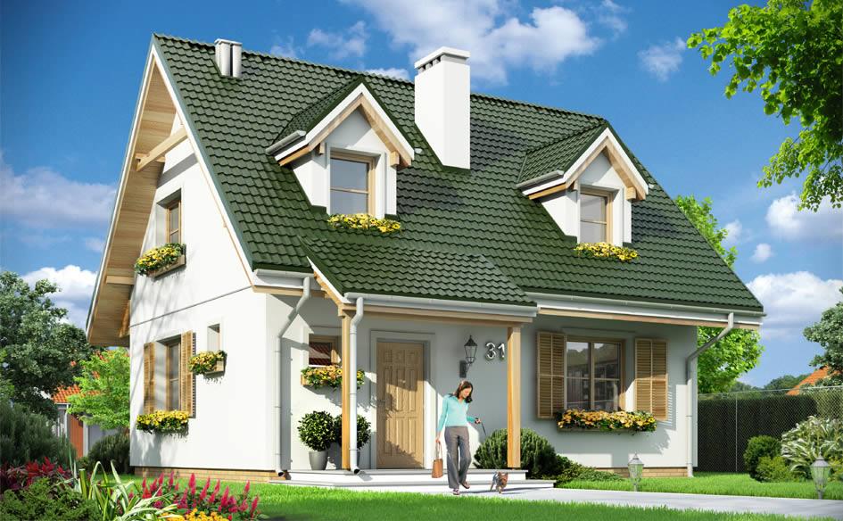 одно любимых фото небольшой дом с красивой крышей основном