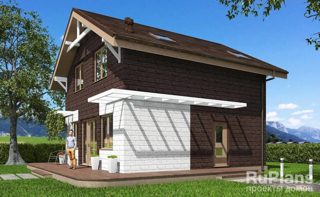 Проекты домов из керамзитобетона бесплатно пористости бетона