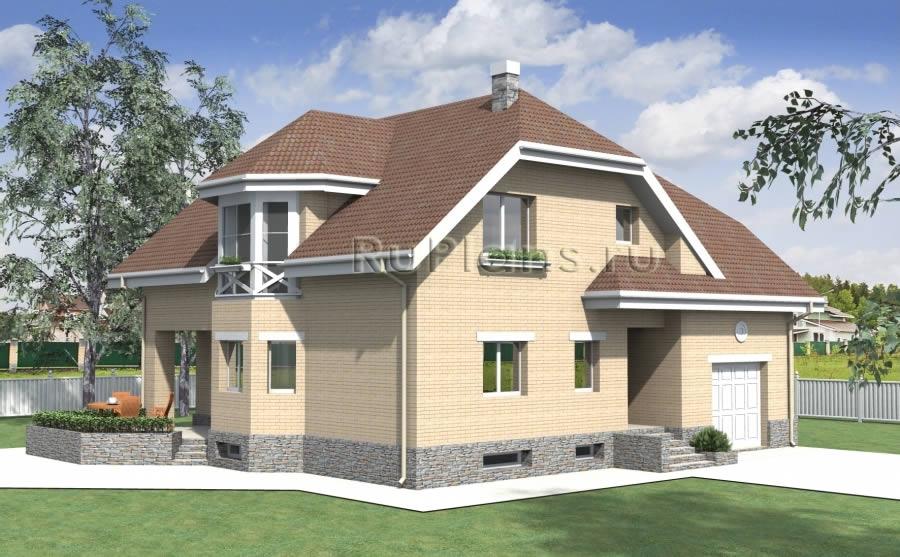 Дом из керамзитобетона с утеплением бетон высшей марки